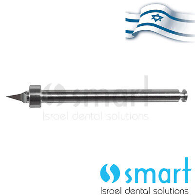 Dental Implant Surgical Position Drill External Irrigation 4 Mm Mis Bone