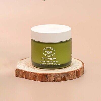 [So natural] So vegan NONI Cream 70ml NONI C COMPLEX 30%K-beauty