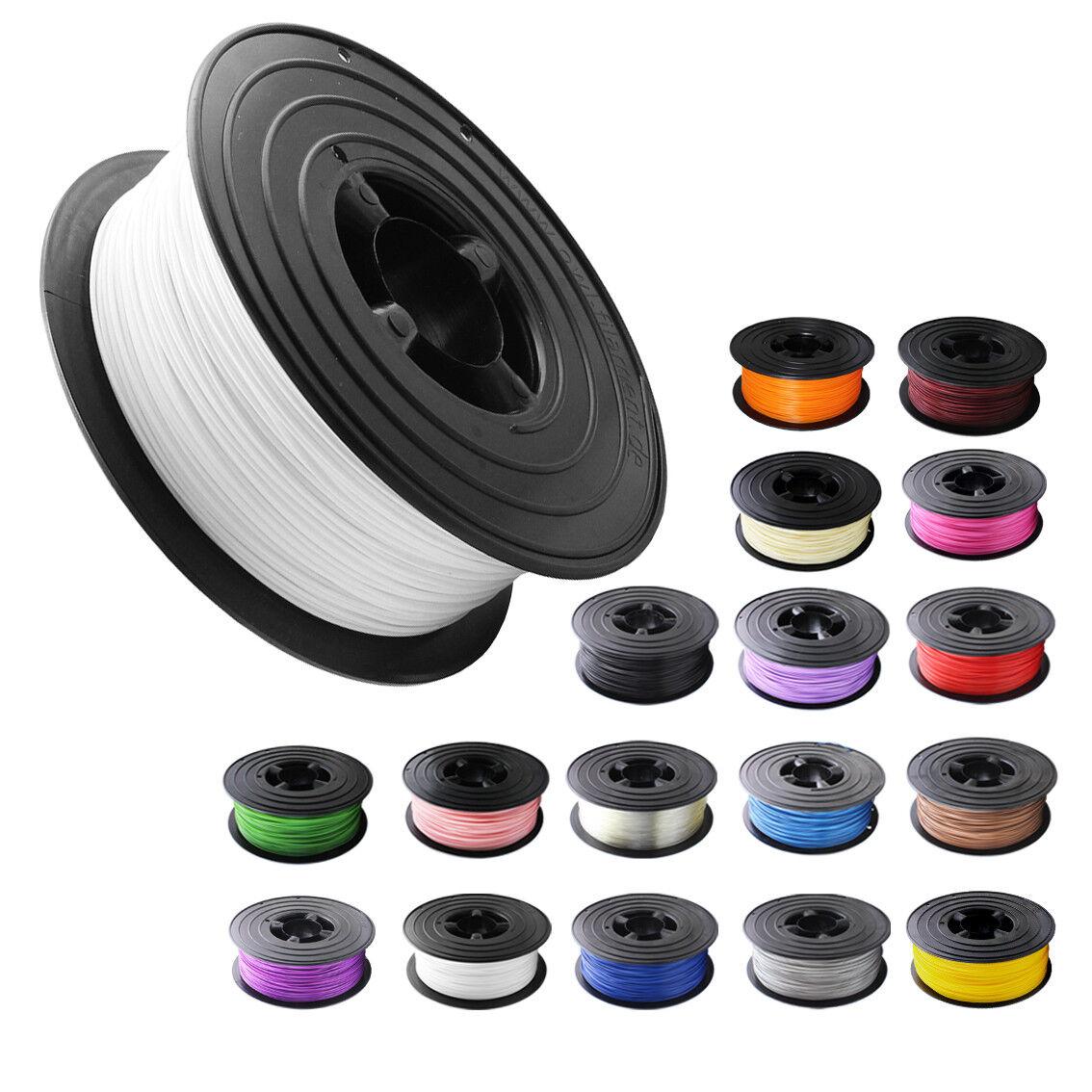 3D Filament 1kg 1,75mm PETG Filament 3D Drucker Printer Spule Rolle 1000g PET-G