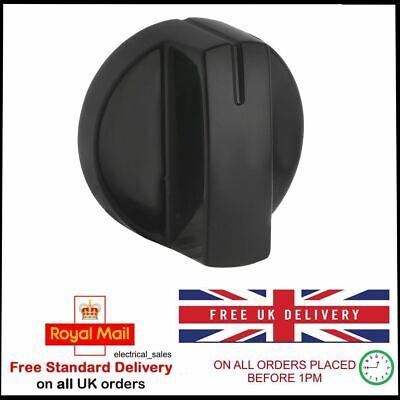 Beko Placa Horno Cocina Control Grifo Pomo Interruptor Esfera en Negro 157925165