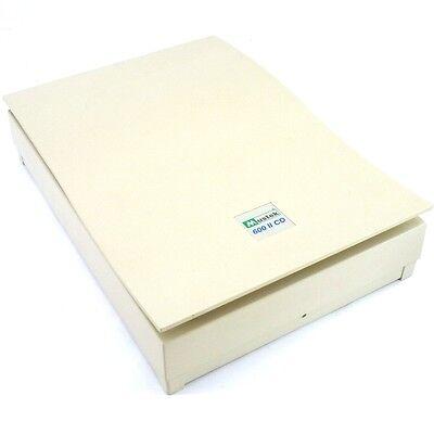 Mustek 600 II CD Flachbettscanner Flatbedscanner SCSi ~mit Rechnung