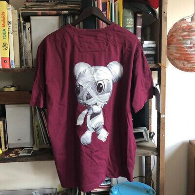 SS18 Juun J Teddy T Shirt
