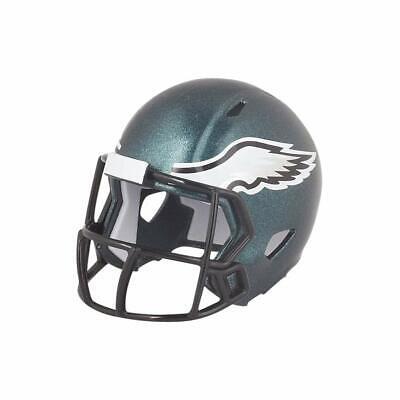 iladelphia Eagles Pocket Mini Speed Footballhelm Helmet  (Nfl Eagles Helm)