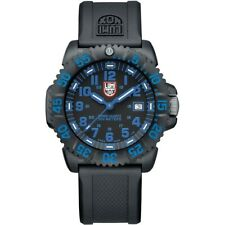 Luminox US Navy SEAL Colormark Men's Swiss Quartz Rotating Bezel 44mm 3053LUM