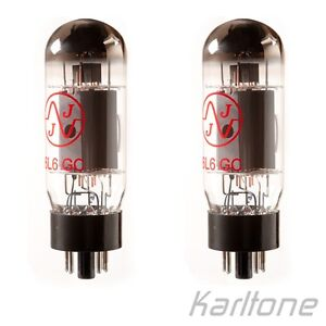 JJ-6L6-GC-Valves-Tubes-for-Amp-Platinum-Matched-Pair