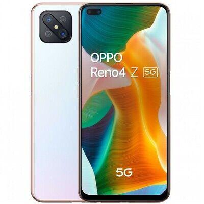 OPPO RENO4 Z 5G 128GB+8GB RAM 6,57'' 48MP/16MP SMARTPHONE MÓVIL LIBRE BLANCO...