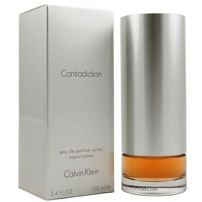 Calvin Klein Contradiction 100 ml Eau de Parfum EDP (Calvin Klein Eau)