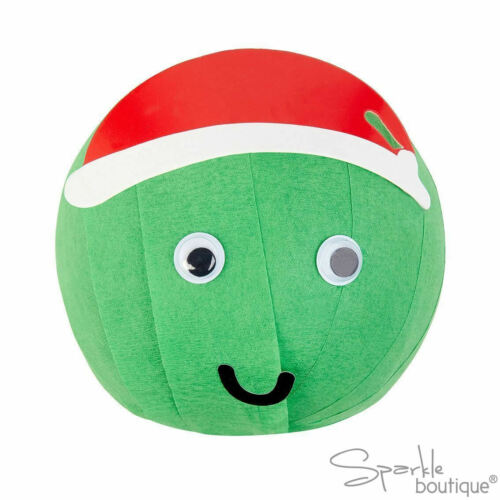 Peel The Sprout - Christmas Game -pass The Parcel/xmas Cracker Alternative-party