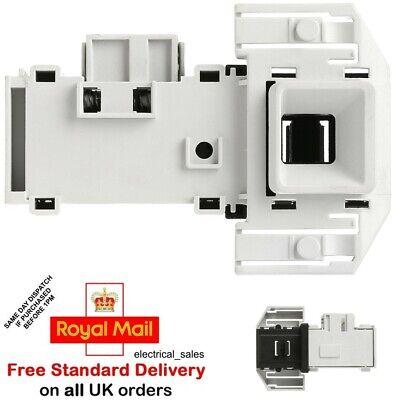 Para Bosch Bloqueo de Puerta Lavadora Cerradura Seguridad Eléctrico Interruptor