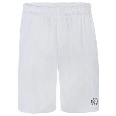 Bidi Badu Herren Sporthose Tennishose Shorts HENRY weiss