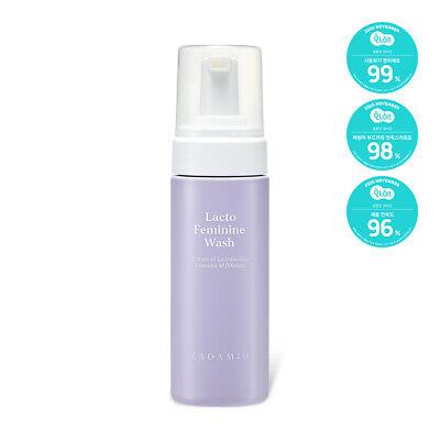 ZADAM:U Lacto Feminine Wash 5.07oz /150ml pH 4.0 weak acid cleaner K-Beauty