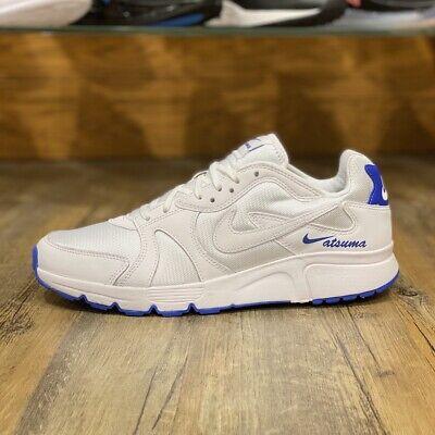Nike Atsuma Gr.43 weiß blau CD5461 101 Herren Sneaker Schuhe Neu