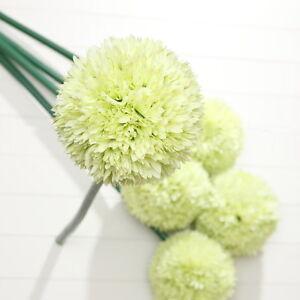 Artificial Allium Flowers