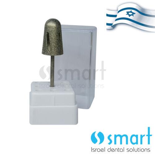 Dental Lab HP Diamond Bur Grinder Trimmer for Acrylic medium denture teeth