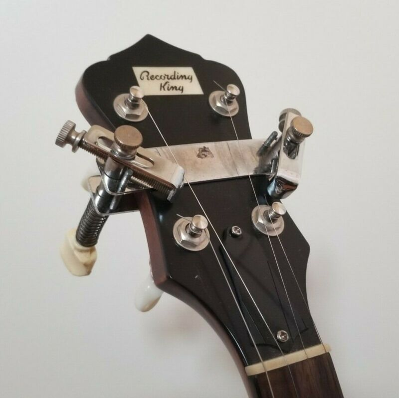 Rare Vintage Easy Install Banjo D Tuners / CAM Tuners