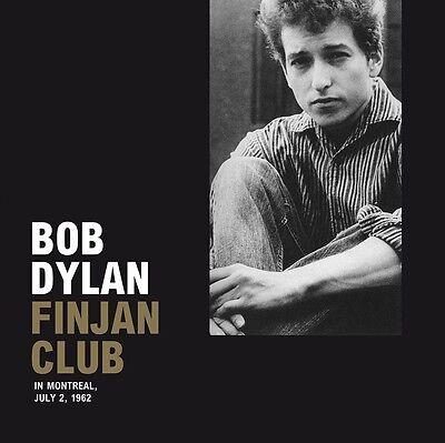 Bob Dylan At Finjan Club In Montreal 1962   New Sealed 180G Vinyl