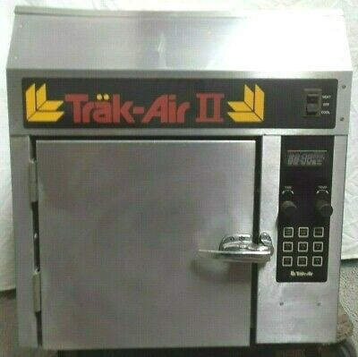 Trak-air Ii Hd Commercial Counter-top Digital Electric Oven