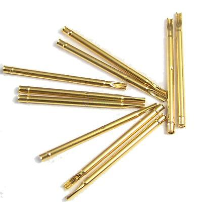10pcs R100-1s Spring Test Probes Pogo Pin Receptacle 17.5mm3a For P100 Series