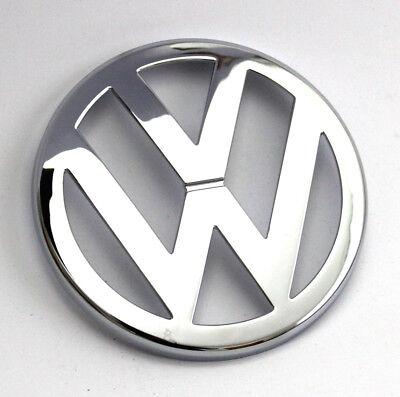 VW Volkswagen Emblem Abzeichen Passat B6 R36 TOUAREG Caddy 2K vorne 3B0853601C gebraucht kaufen  Bochum