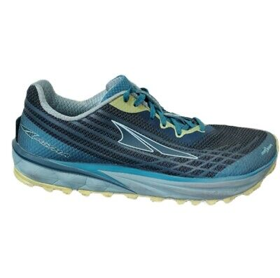 Altra Women's Timp 2 Teal / Lime Running Shoes AL0A4QTP016 Size US...
