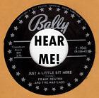 Rock Mint (M) Rockabilly/Psychobilly Single Vinyl Records
