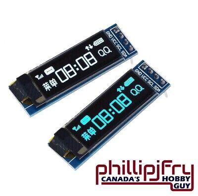 Oled Lcd Display 0.91 128x32 Iic I2c Serial Diy Module For Arduino Ssd1306.