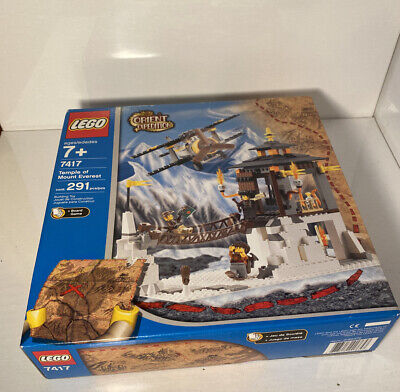 Lego Orient Expedition Temple of Mount Everest (7417)