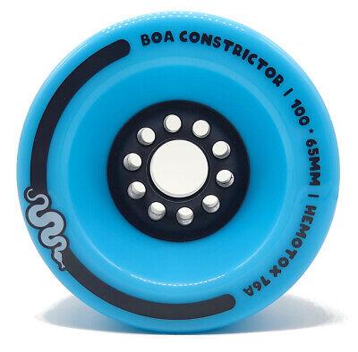 Boa Constrictor 100mm 83a Bebé Blue - Longboard/Tablero Eléctrico Ruedas