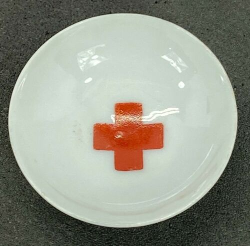 WWII Japanese Red Cross Commemorative Sake Cup
