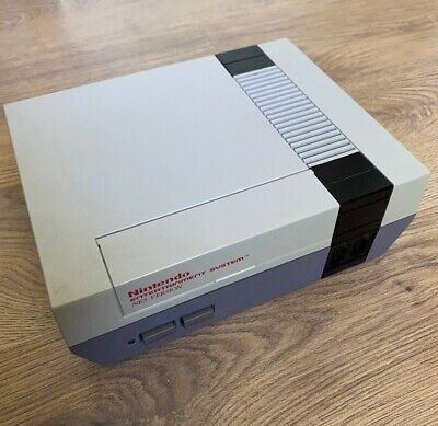 Nes Nintendo Entertainment System Console Only