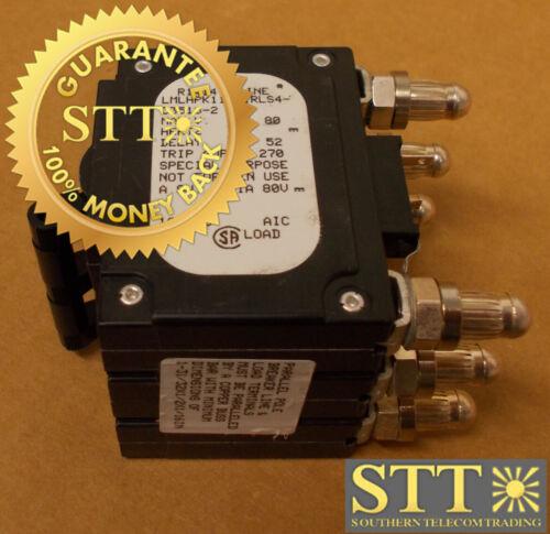 Lmlhpk111-1rls4-33518-2 Airpax 200 Amp Parallel Pole Bullet Circuit Breaker