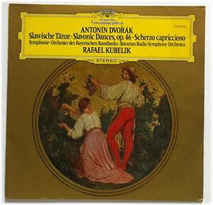 Rafael-Kubelik-Dvorak-Slavonic-Dances-op-46-Deutsche-Grammophon