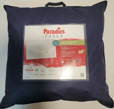 Paradies Softy Fest Kopf- Kissen 80 x 80 cm - mit Reißverschluss (1090 0421FE)