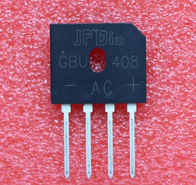 20pcs Gbu408 Integrated Circuit Ic