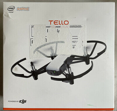 Tello Drone Powered by DJI  Scale model TLW004