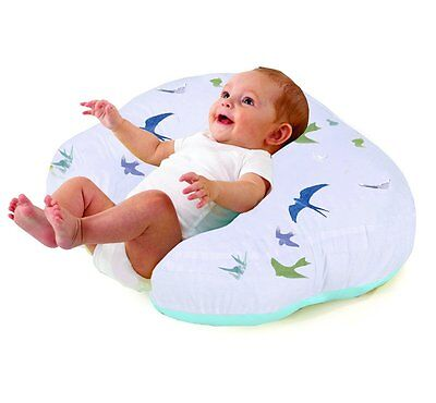 BABY FEEDING/NURSING PILLOW - COMPLETE SUPPORT - SWALLOWS