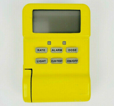 Canberra Model Mrad113 Personal Radiation Detector
