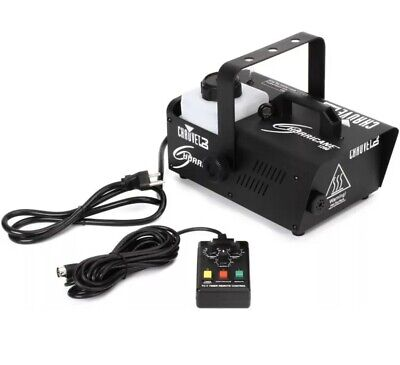 Fog Machine Timer Control (CHAUVET H1200 DJ Hurricane 1200 Fog Machine FC-T Timer Remote Control ON)