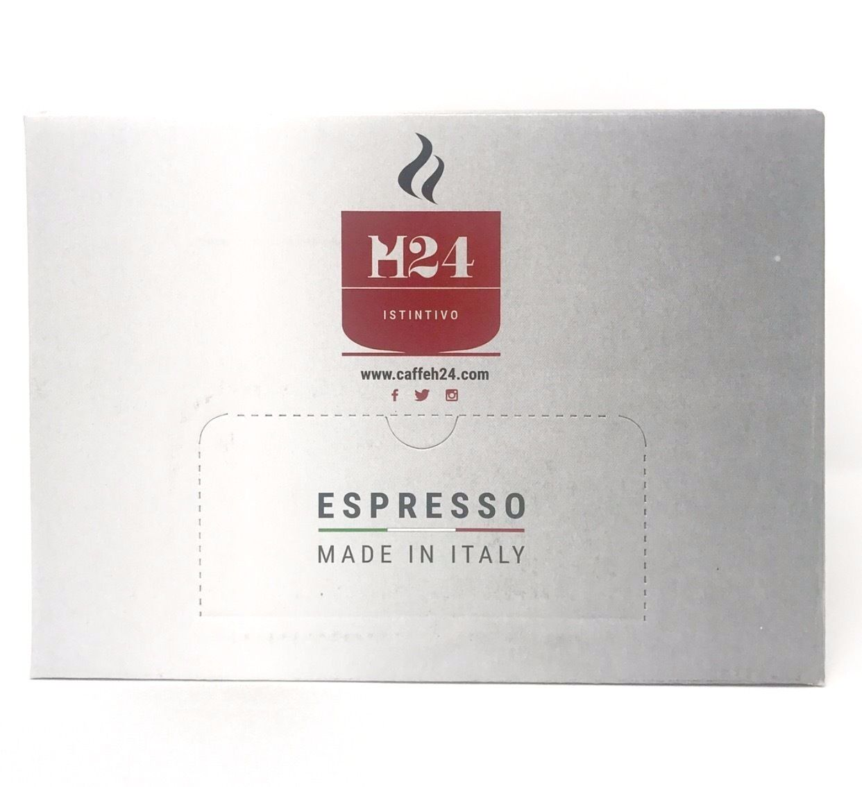 120 Capsule Caffè H24 compatibili Lavazza a modo mio