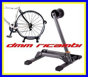 Cavalletto-Bici-SUPERB-professionale-da-pavimento-MTB-Mountain-Bike-DH-Corsa