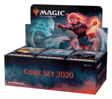 Core Set 2020 BOOSTER BOX ENGLISH SEALED MAGIC THE GATHERING