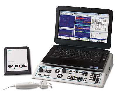 Natus Viasys Nicolet Viking Quest Laptop Only With Software For Emg Ncv Eps