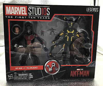 "Ant-Man & Yellow Jacket - Marvel Legends Series 2-Pack (6"" Figures) 2017"
