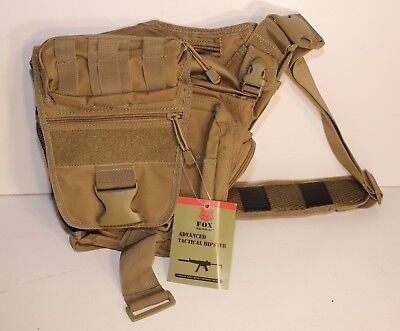 """NEW Fox Outdoor Advanced Tactical Hipster 10""""x9""""x7"""""""