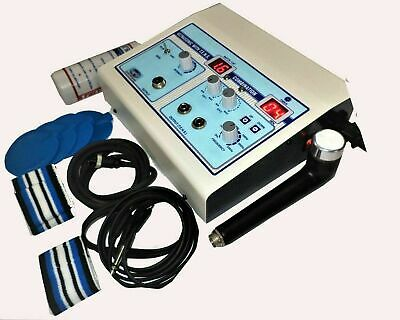 Combo Machine Ultrasound Therapy 1 Mhz And Tens 2 Channel Ship By Fedex Dhlupc