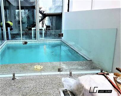 Lucid Glass - Perth's best value glass pool fencing, balustrading