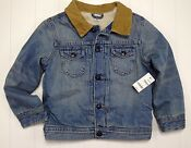Boys Denim Jacket 5T