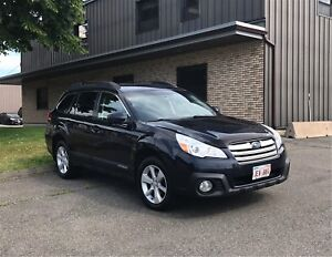 2013 Subaru Outback w extended warranty and winter tires