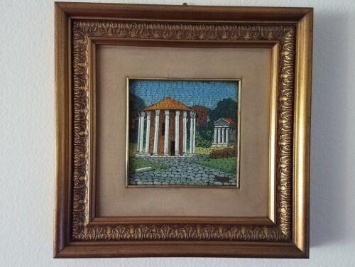 Mosaic Artwork - Italian - Framed