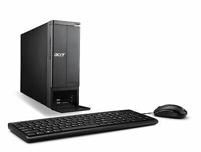 Acer Aspire X1930 Intel Pentium G620 2.6GHZ 4GB RAM 1TB - NO OS - 3PA